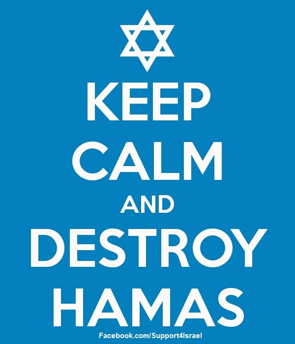 Pro-Israel Meme