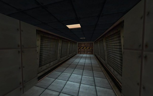 Half-Life Beta - Early Entrance