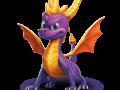 Spyro Peeps