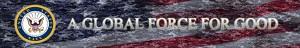 U.S. Navy Banner