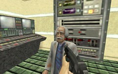 Half-Life Alpha Scientist