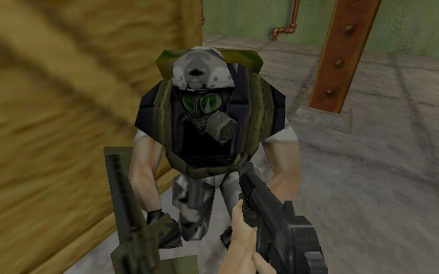 Half-Life Alpha Grunt