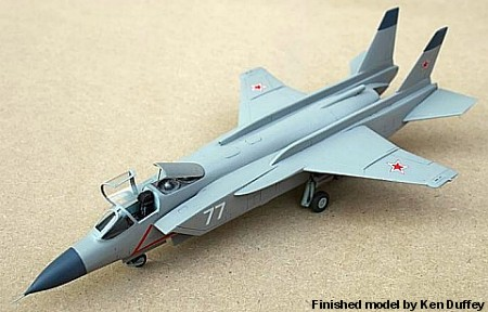 Yak-141 Freestyle