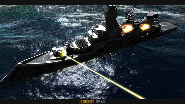 Ardent Seas - Naval RTS
