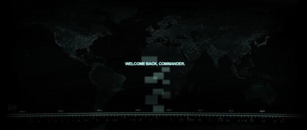 Welcome Back Commander