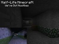 Half-Life Minecraft
