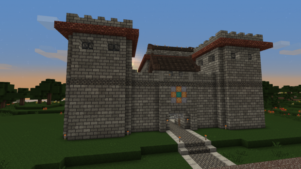 A castle for every king.