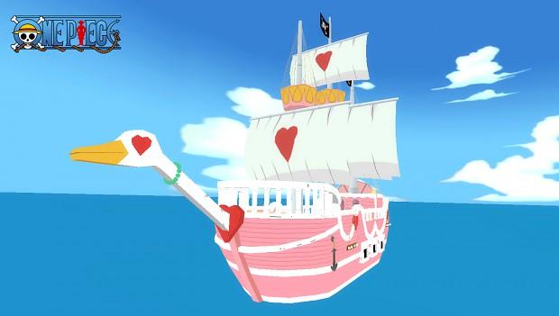 Alvida ship