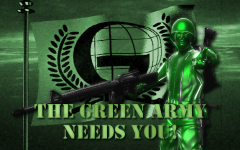Green Army Needs You!