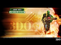 Army Men Green Rogue / Omega Soldier