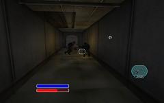cramped corridors.