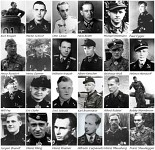 Tank aces of the wehrmacht and Waffen-SS.