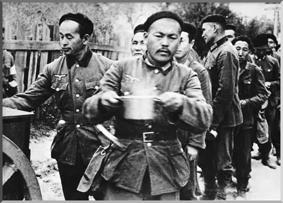 foreign soldiers german nazi army wehrmacht ww2 second world war amazing incredi