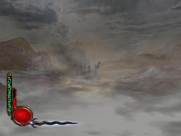 The Destroyed Pillars of Nosgoth