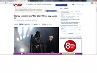 Potential Death of Star Wars