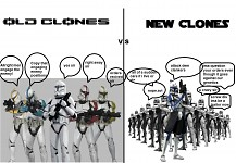 Old Clones Vs New Clones