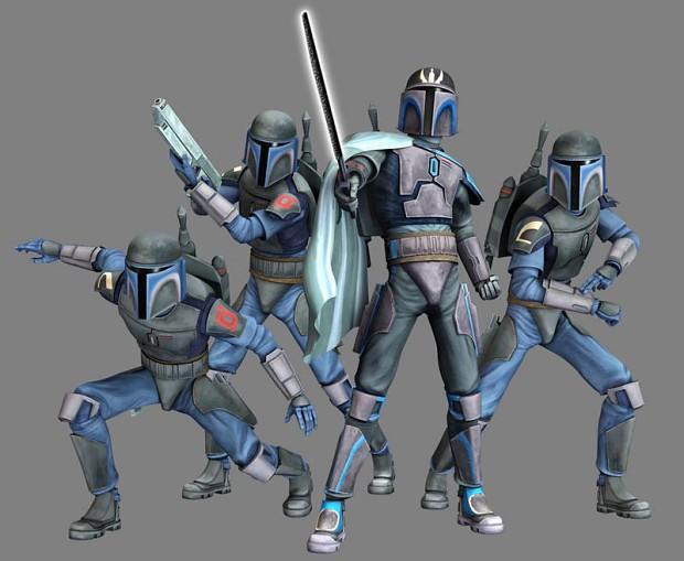 Death watch armor
