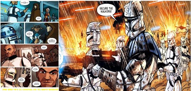 Old vs New Comics