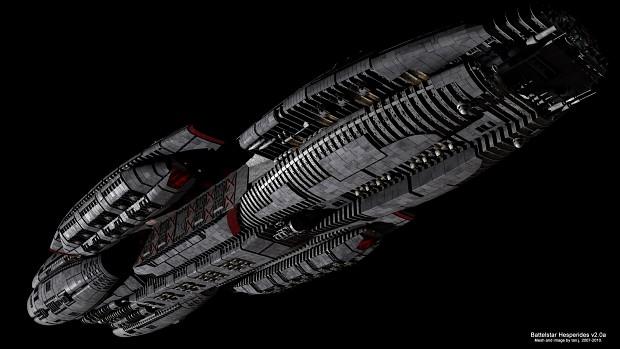 Battlestar HESPERIDES