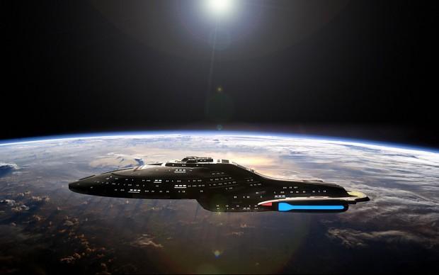 U.S.S Voyager