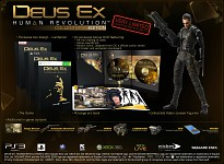 Deus Ex: Human Revolution - Collector's Edition