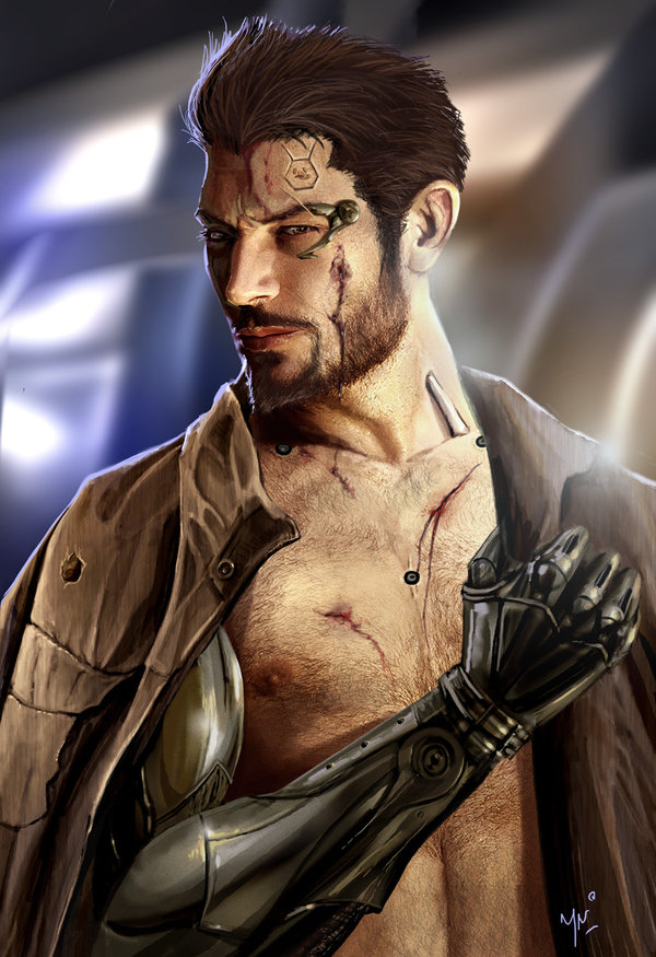 Adam Jensen Commission