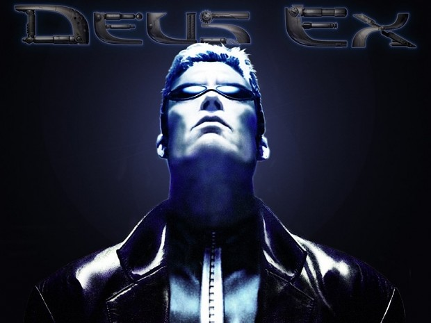 Deus Ex Wallpaper