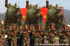 malaysian army parade