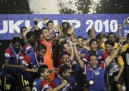 Kemenangan Malaysia Piala AFF SUZUKI 2010