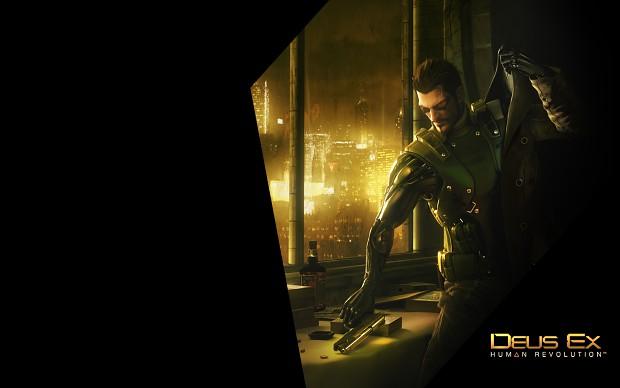 Deus Ex: Human Revolution Wallpapers