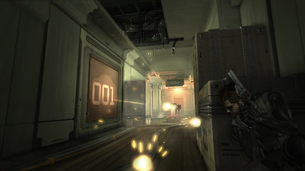 Deus Ex Human Revolution Screenshots