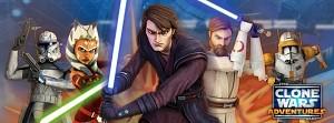Clone Wars Adventures banner