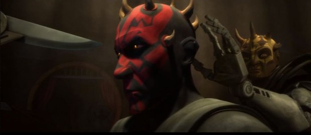 Maul & Savage up to no good