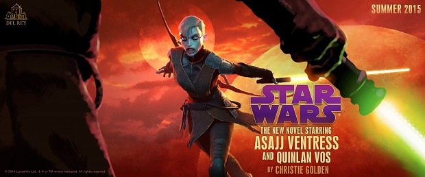 Possible Synopsis of the Asajj Ventress Novel Leak