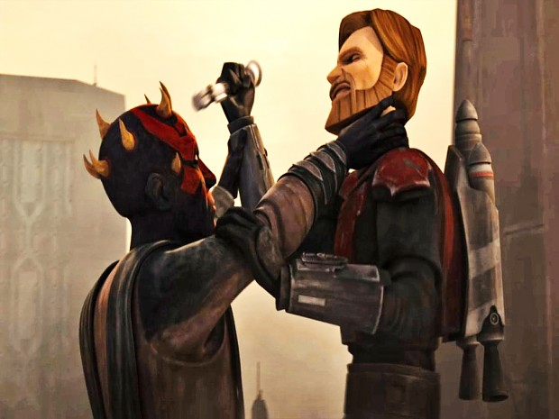 We meet again, Kenobi. Welcome to my world/life!