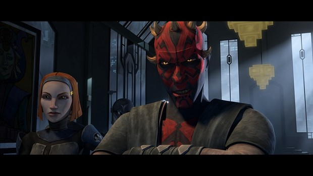 Bo Katan & Darth Maul 515