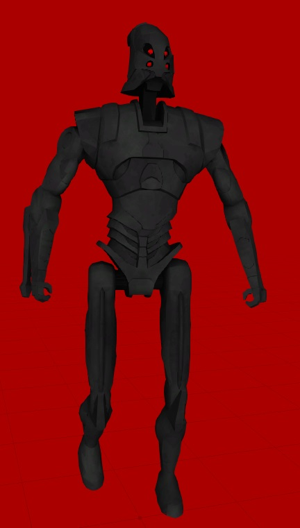A-series Assasin droid