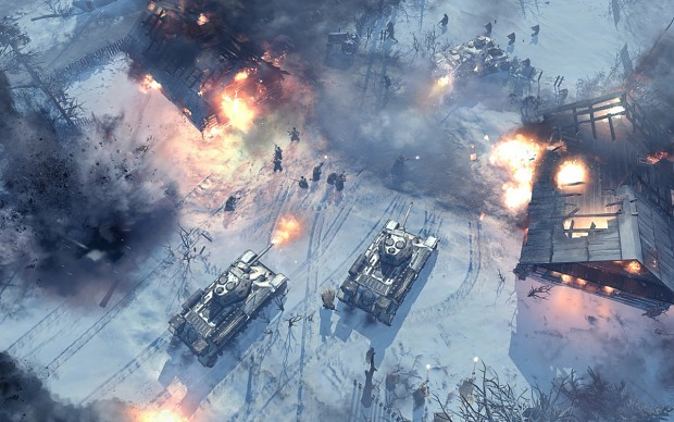 Company of heroes 2. 2013