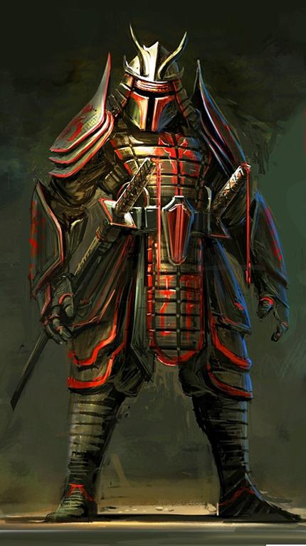Mandalor Swordsmen