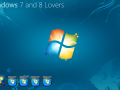 Microsoft Windows 7 and 8 Lover