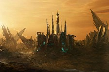Raxus temple