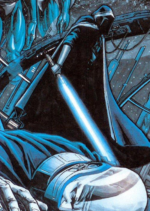 Redeemed Jedi Revan