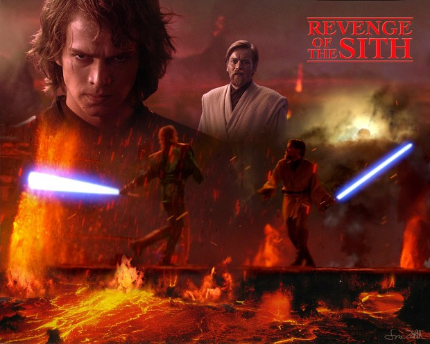 Star Wars Revenge Of the Sith Wallpapers image - The Jedi ...