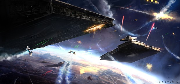 space battles image - The Jedi Order - Mod DB