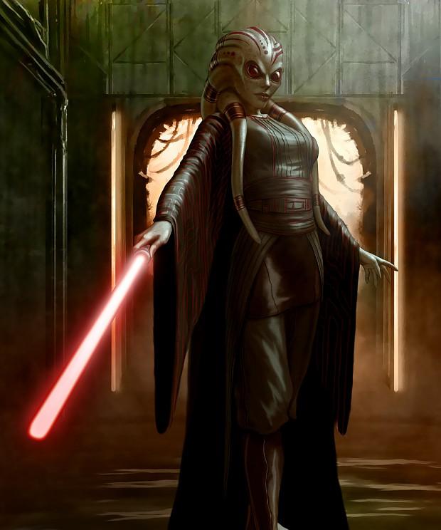 Nautolan Sith