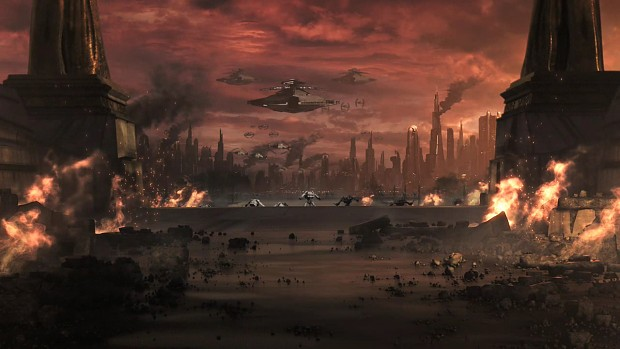 Fall of Coruscant (2)