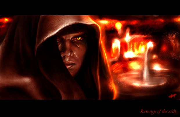 Anakin Concept Art Image - Sith Empire