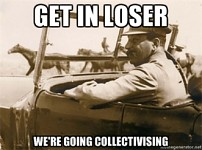 Collectivization.