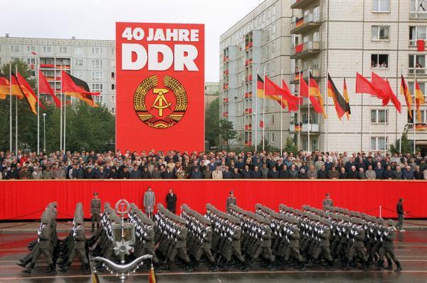 DDR 40th aniversary