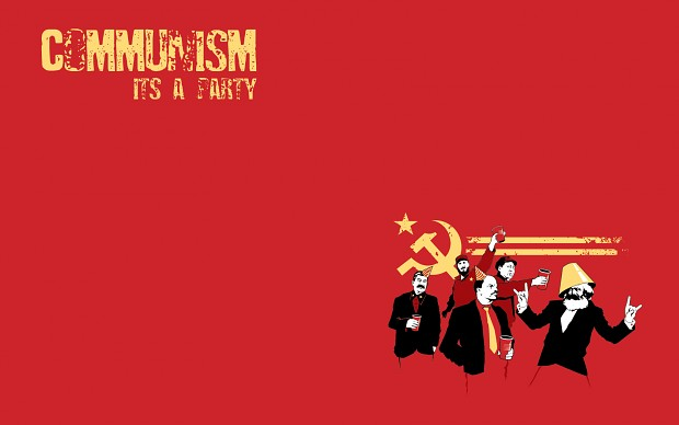 Communism - It's a Party